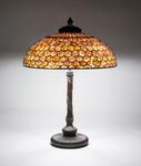 Tiffany Studios <br> Fish Scale Table Lamp