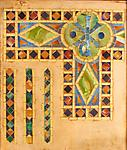 Tiffany Glass & Decorating Co.  <br>Mosaic Plaque