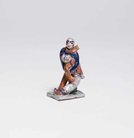 Wiener Werkstätte <br> Miniature Figural Group 1