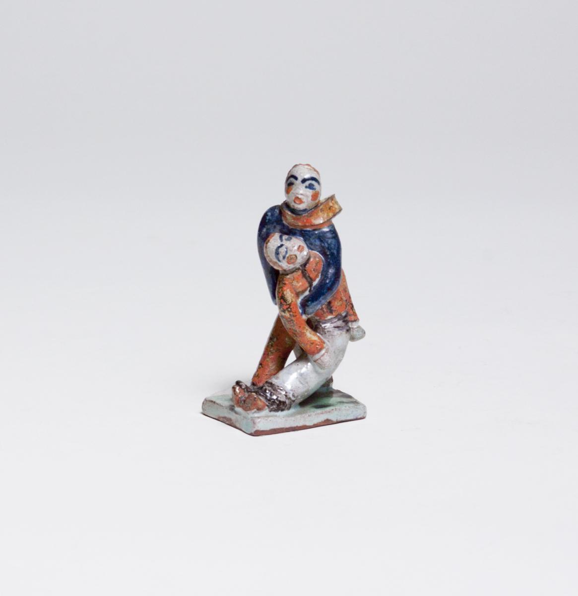 Wiener Werkstätte  Miniature Figural Group 1