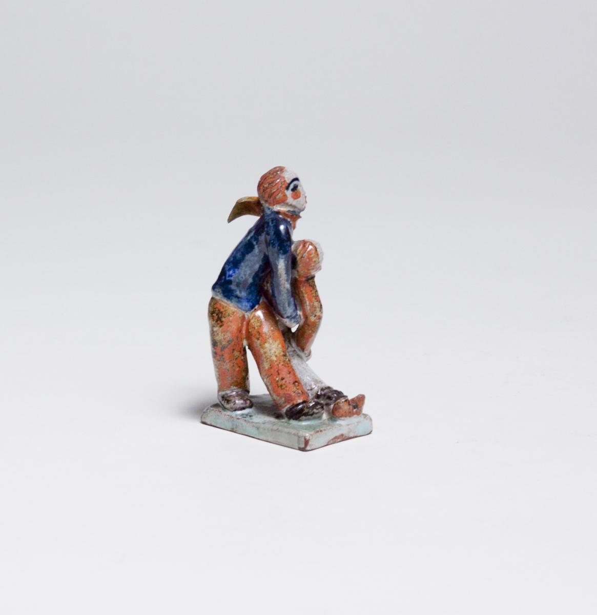 Wiener Werkstätte  Miniature Figural Group 2
