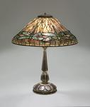 Tiffany Studios <br> Dragonfly Table Lamp