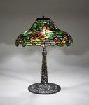 Tiffany Studios <br> Rare Nasturtium Table Lamp