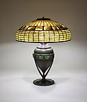 Tiffany Studios <br> Turtle Back Table Lamp