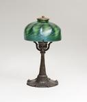 Tiffany Studios <br> Blown Glass Desk Lamp
