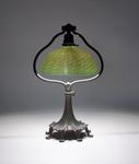 Tiffany Studios  Harp Desk Lamp