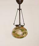 Tiffany Studios &lt;br&gt; Decorated Favrile Glass Hanging Shade
