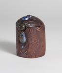 Tiffany Studios <br> Rare Scarab Humidor