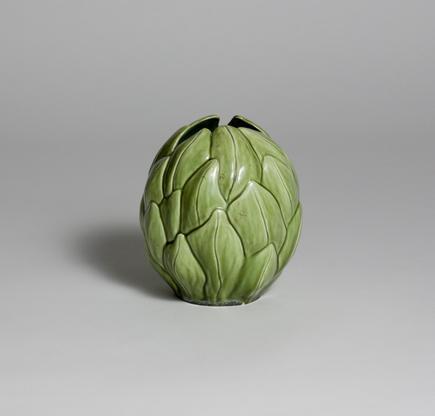 Tiffany Favrile Pottery <br> Artichoke Vase 2