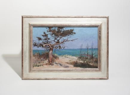 Louis Comfort Tiffany <br> <i>Seascape</i> 1