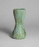 Tiffany Favrile Pottery <br> Tall Artichoke Vase