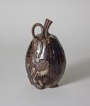 Edmond Lachenal <br> Gourd Vase