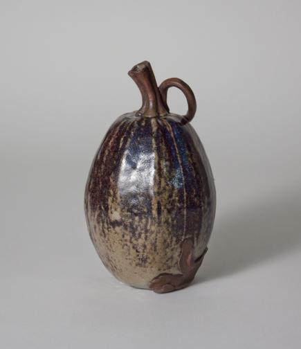 Edmond Lachenal  Gourd Vase 2