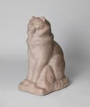 William Zorach  Seated Cat (Tooky)