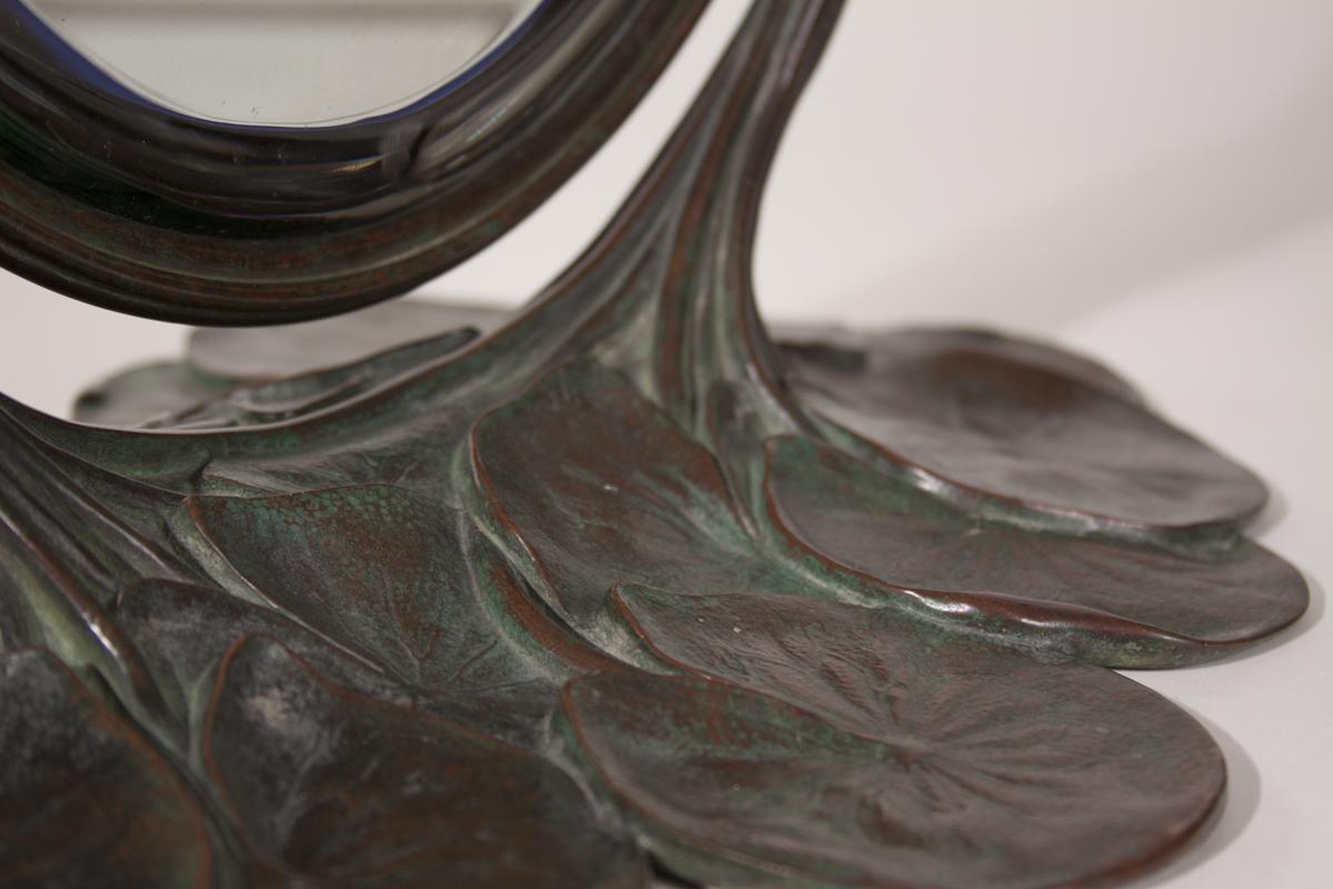 Tiffany Studios Lily Pad Mirror 2