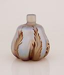 Tiffany Favrile Glass <br>Lobed Vase