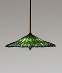 Tiffany Studios <br> Lotus Hanging Shade