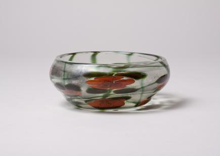 Tiffany Favrile Glass  Paperweight Vase 1