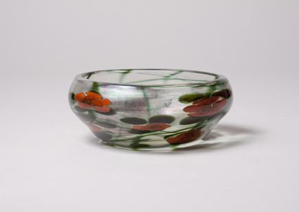 Tiffany Favrile Glass  Paperweight Vase 2