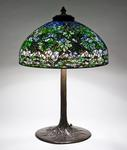 Tiffany Studios <br> Maple Leaf Table Lamp