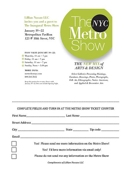The NYC Metro Show 5