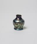 Tiffany Favrile Glass <br> Miniature Mirrored Millefiori Vase