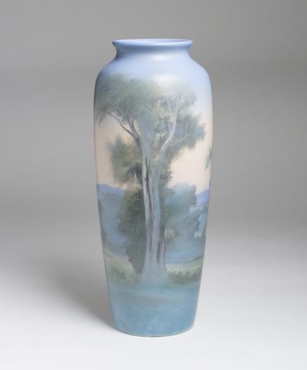 Fred Rothenbusch  Monumental Landscape Vase 1