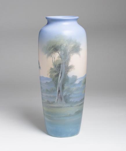 Fred Rothenbusch  Monumental Landscape Vase 2
