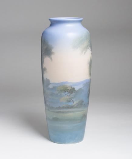 Fred Rothenbusch  Monumental Landscape Vase 3