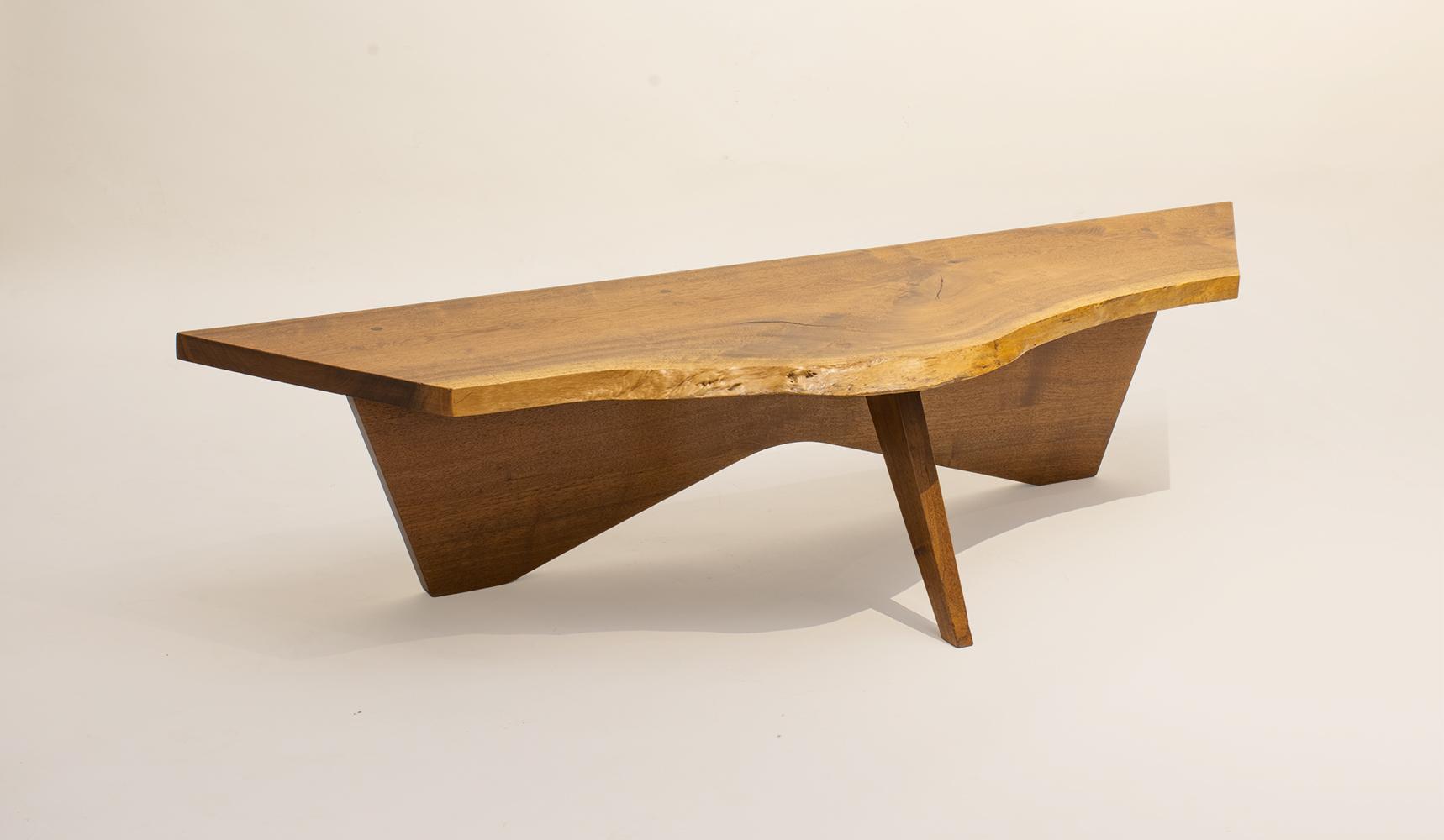 George Nakashima  Coffee Table 1
