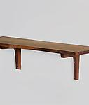George Nakashima <br> Wall Shelf