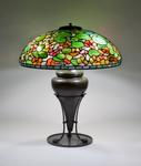 Tiffany Studios <br> Nasturtium Table Lamp