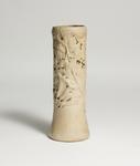 TIffany Favrile Pottery   Trumpet Creeper  Vase