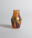Tiffany Favrile Glass <br> 'Arrowhead' Paperweight Vase