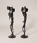Albert Paley <br> Candlesticks
