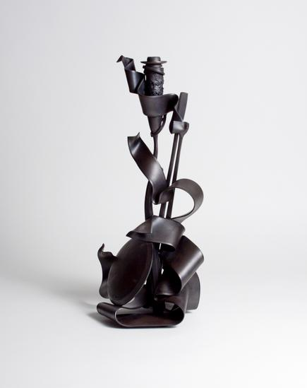 Albert Paley  Sculptural Candlestick 2