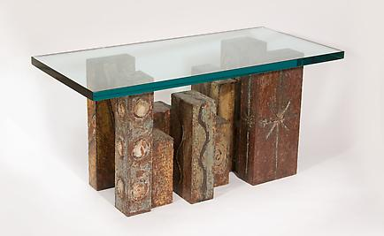 Paul Evans &lt;br&gt; Skyscraper Coffee Table 1