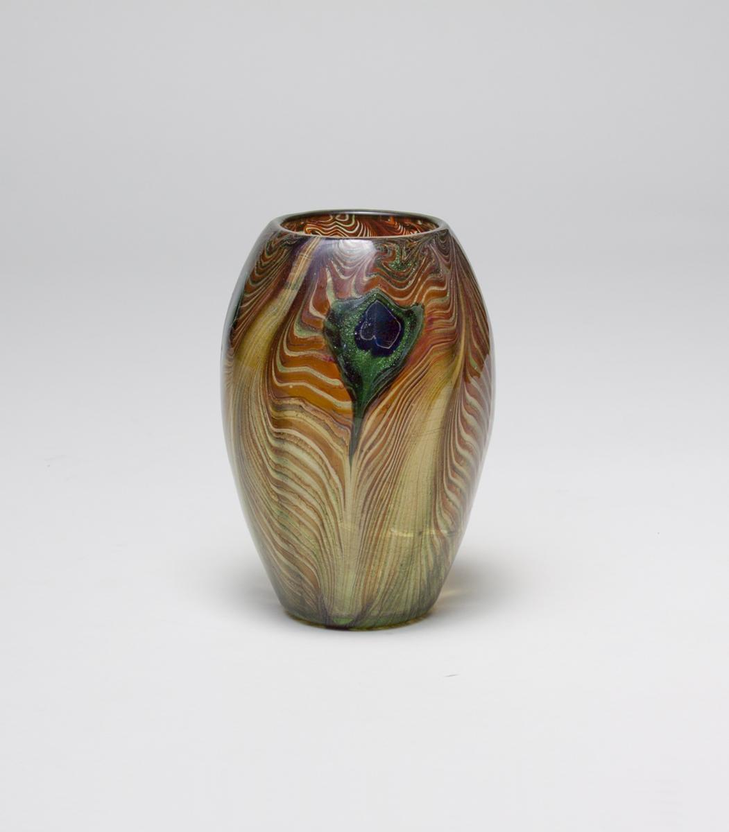 Tiffany studios favrile glass catalogue lillian nassau llc height 5 inches american circa 1896 reviewsmspy