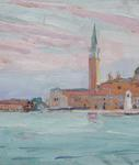 Jane Peterson <br> <i>San Giorgio, Venice</i>