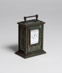 Tiffany Studios <br><i> Pine Needle </i> Carriage Clock
