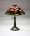 Tiffany Studios <br> Poppy Table Lamp
