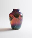Tiffany Favrile Glass <br> Reactive Paperweight Vase