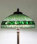 Tiffany Studios <br> Turtle Back Floor Lamp