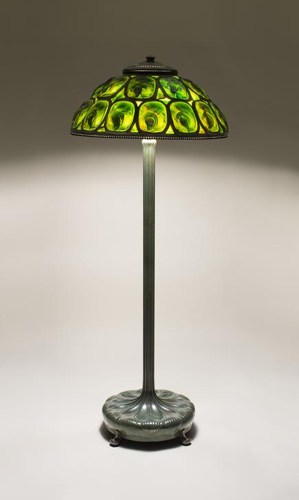 Tiffany Studios Turtle Back Floor Lamp 1