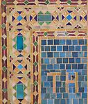 Tiffany Glass & Decorating Co. <br>Mosaic Sample