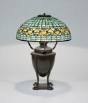 Tiffany Studios <br> Acorn Table Lamp
