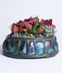 Tiffany Studios  Turtleback Planter
