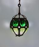Tiffany Studios <br> Hanging Lantern