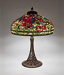 Tiffany Studios &lt;br&gt; Peony Table Lamp