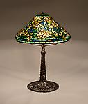 Tiffany Studios &lt;br&gt; Wild Rose Table Lamp
